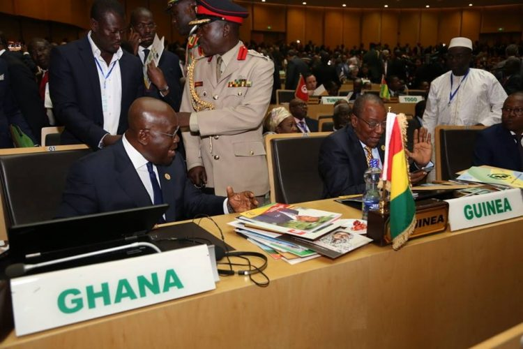 President Akufo-Addo urges African Leaders to leave better legacies