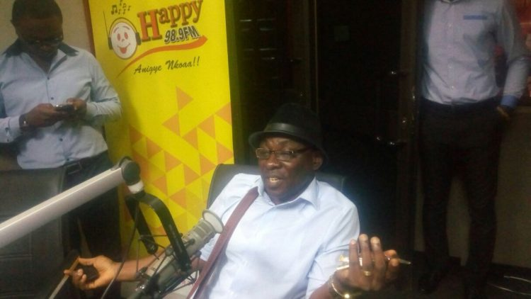 I can coach the Black Stars easily- Coach Duncan reckons