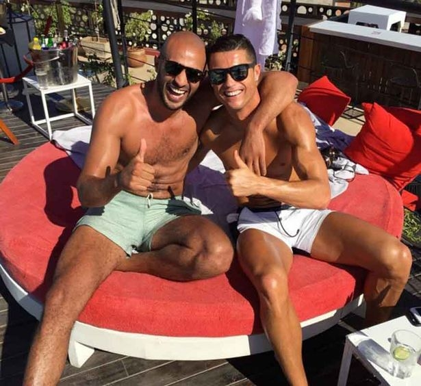 Cristiano Ronaldo's kickboxer best friend Badr Hari sentenced to two years in jail