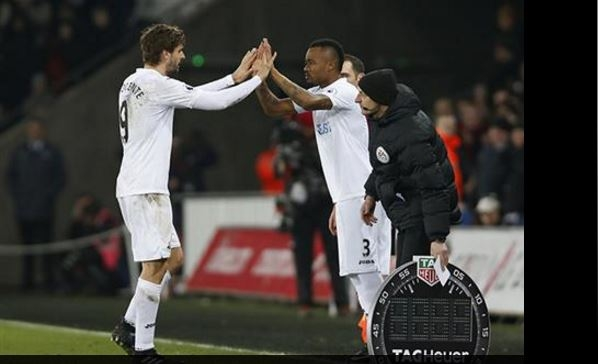 GHANAIAN PLAYERS ABROAD: Jordan Ayew Marks Swansea Debut As Players Experience Goal-drought
