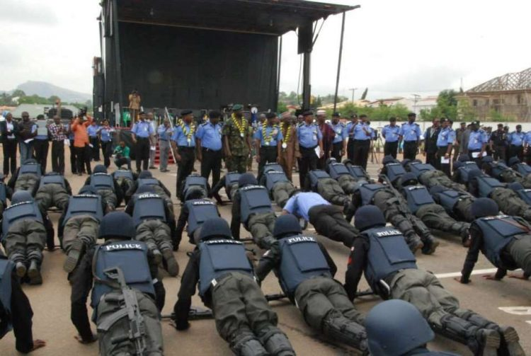 Graduate enlistment into Police Service 'on course'