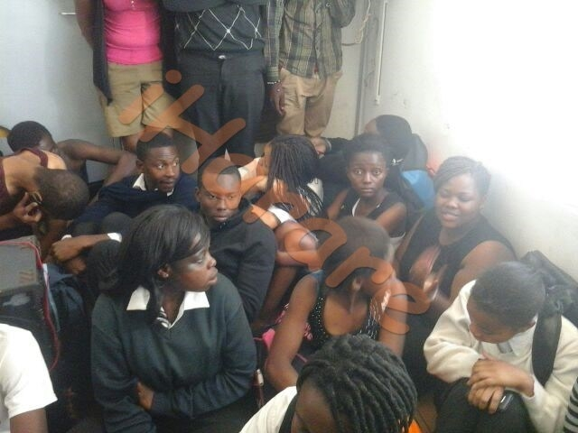 28 High School Students Arrested While Having Nude Party