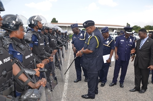 Police service sack 206 recruits over 'fake' certificates
