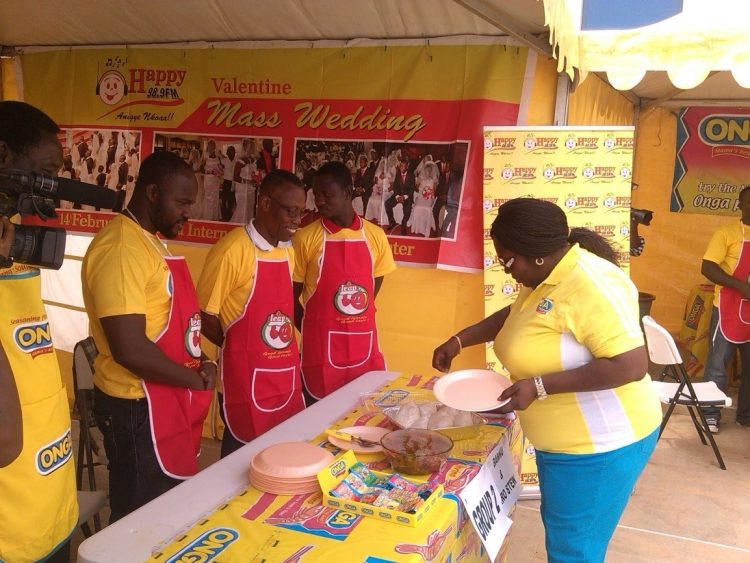 HAPPY FM AND ONGA TO HOLD COOKING CONTEST FOR COUPLES