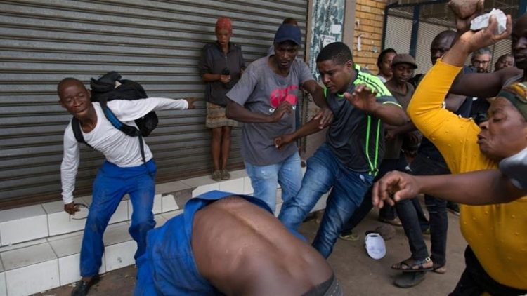 Eighteen Ghanaians rescued from xenophobic attacks in South Africa