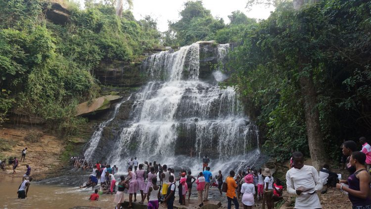 KINTAMPO WATERFALLS CLOSED DOWN INDEFINITELY