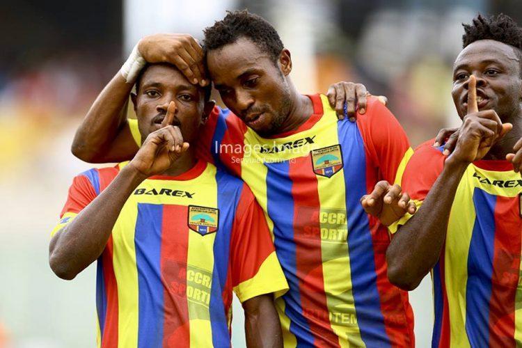 GhPL Week 11 Review: Hearts, WAFA win as Kotoko stumble at home