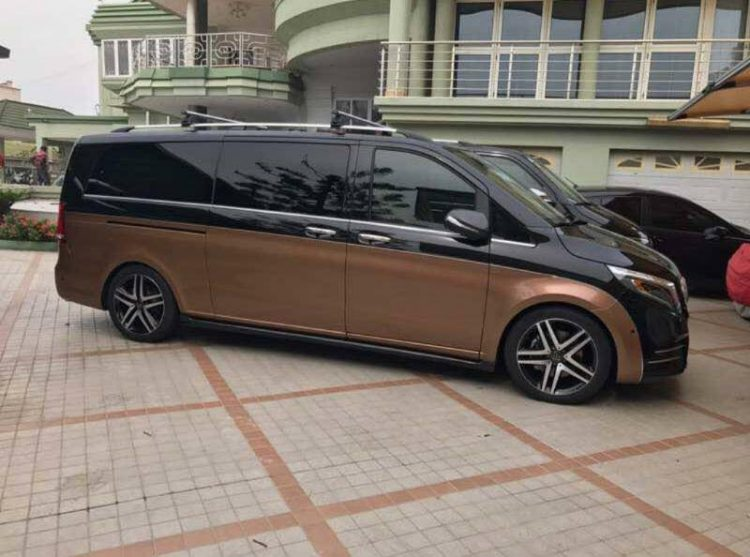 PHOTOS: Despite Acquires Customised Mercedes By Brabus- Interior will blow your mind