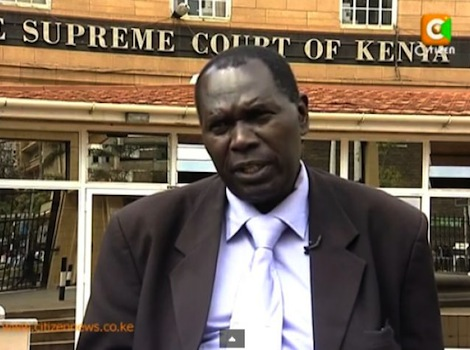 Kenyan Lawyer Sues Israel, Italy, Pontius Pilate at International Court of Justice for Killing Jesus