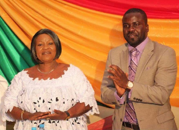 Sammy Kuffour to bury late mother on Saturday