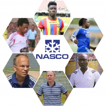Winful Cobbinah, others shorlisted for NASCO Player of the Month