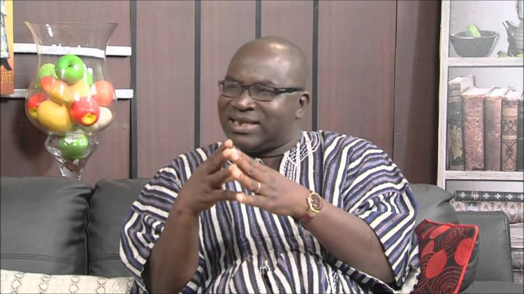 The NSA's problems are mismanagement and lack of funds and I'll fix them- New NSA Boss Hon Sarfo Mensah