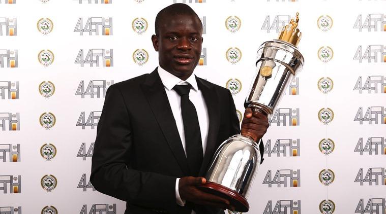 N'Golo Kante beats Hazard to win PFA Player of the Year award