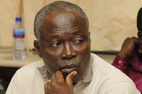 BNI storms ex Sports Minister Nii Lante Vanderpuye's house to confiscate cars