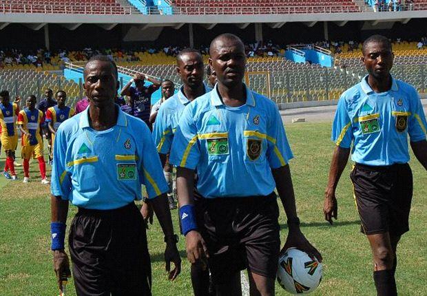 Stop banning referees & demote them instead- Rtd Referee Manu