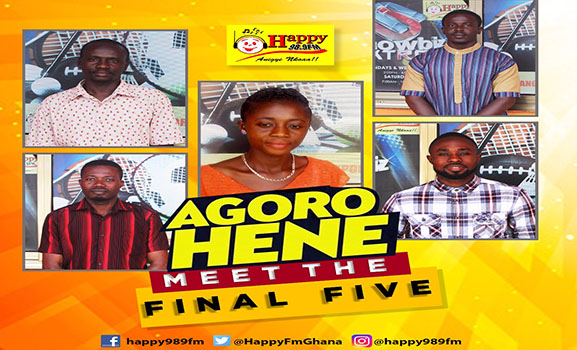 Search for AGOROHENE intensifies as finalists brave through tasks