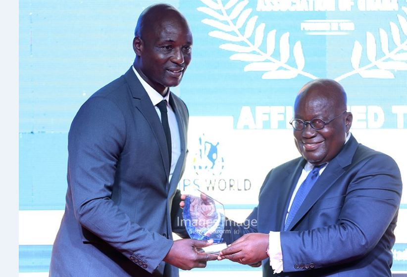 42nd MTN SWAG Awards: Tony Baffoe wins ultimate prize as Asante beats Ayew and Amartey- FULL LIST OF WINNERS