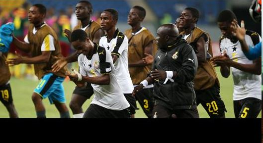 U-17 AFCON: Black Starlets off to a blistering start with 4-0 win over Cameroon