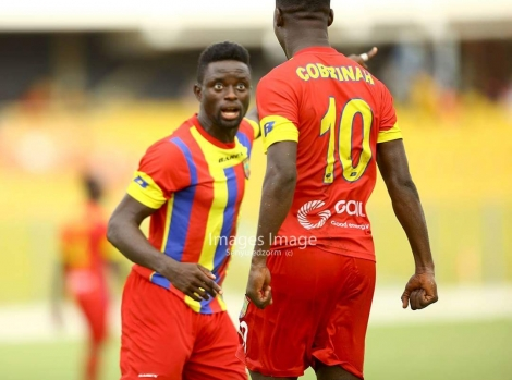 MTN FA Cup Round of 16 Results and Scorers- Hearts whip Kotoku Royals as Kotoko humble Proud United