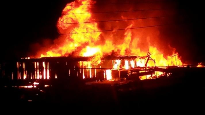 Score of people injured in Takoradi gas explosion