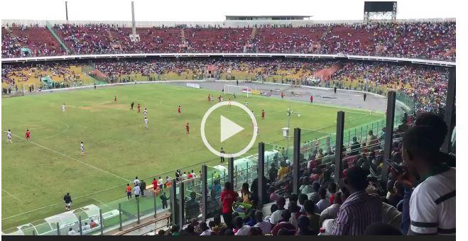 VIDEO: Watch goals of Hearts vs Kotoko Ghana @60 clash