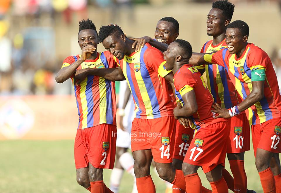 GPL Week 15 Review: Hearts white-wash Liberty as Kotoko stumble again- Results, table and top-scorers