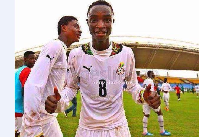 ISAAC ANTAH: Ghana's next big star