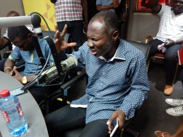 Lottery, trading in cocaine and drinking alcohol are not sinful- Prophet Emmanuel Badu Kobi