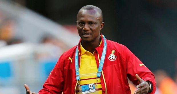 Outspoken coach J.E Sarpong casts doubt over Kwesi Appiah's team building method