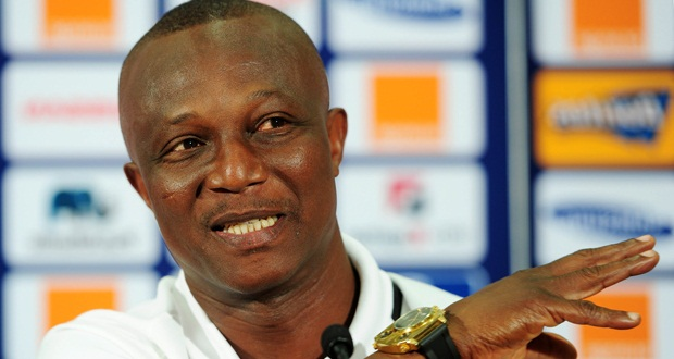 Kwasi Appiah unveiled- tasked to win AFCON 2019