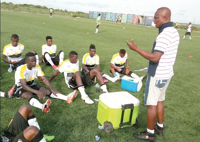 Black Stars 'B' to play friendly against Benin on Thursday