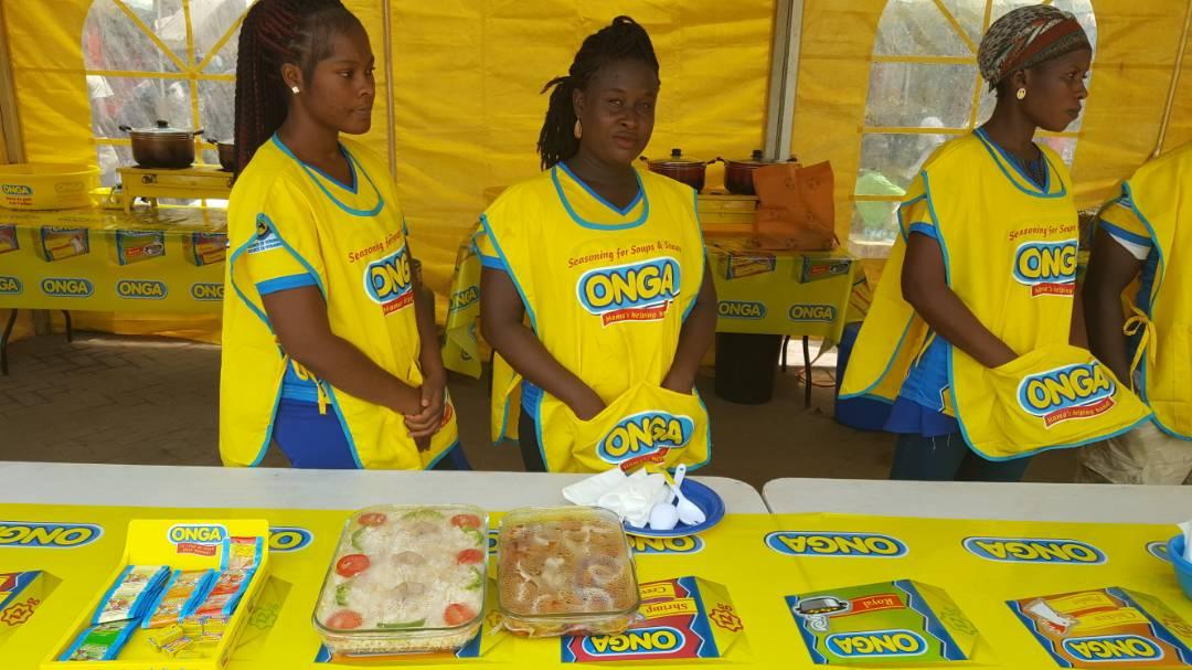 PHOTOS: Mothers celebrated as Obaatanpa final contest shakes Madina Market