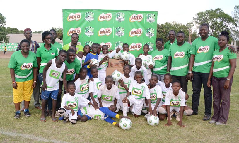 NESTLE MILO® KICKS OFF 2017 EDITION OF MILO® CHAMPIONS LEAGUE WITH 12 SCHOOLS IN NORTHERN GHANA