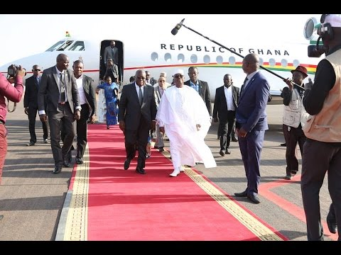 Akufo-Addo off to Senegal, Guinea and Cape Verde this week