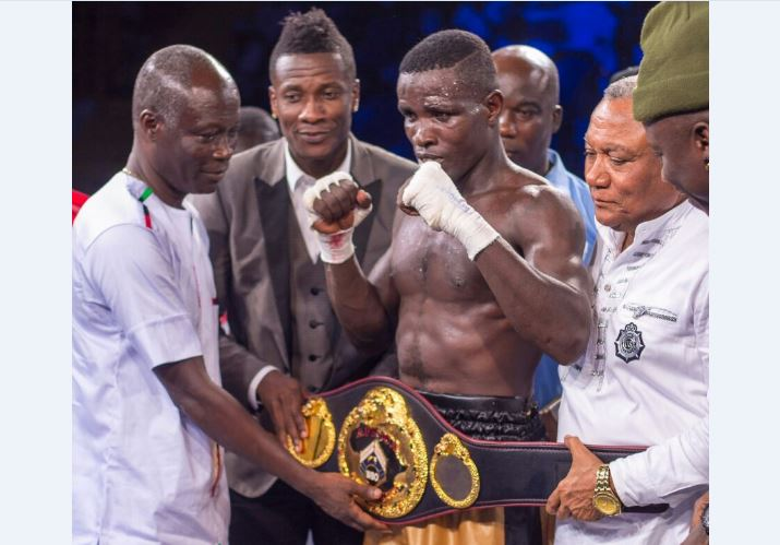 OBODAI SAI IN A MAKE OR BREAK AGAINST UNDEFEATED KAUTONDONKWA