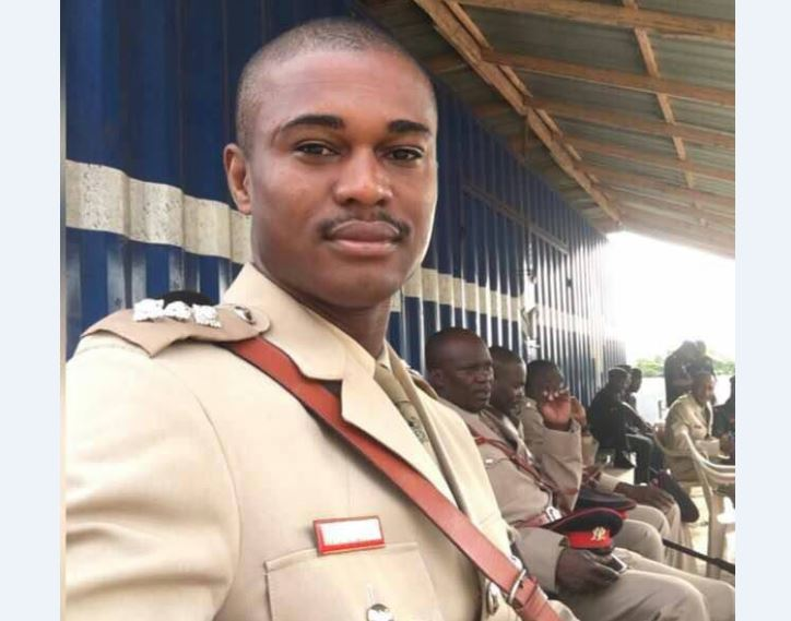 Soldier lynched and burnt at Diaso