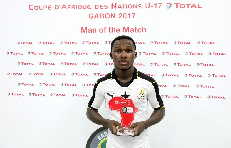 PSG, Man City, Lyon battling for Ghana U17 playmaker Emmanuel Toku