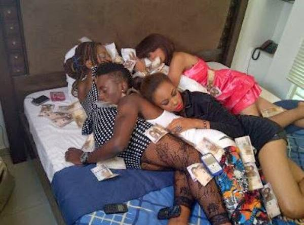 Man dies after s.ex romp with four prostitutes