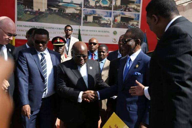 Nana Addo off to Togo to discuss Galamsey