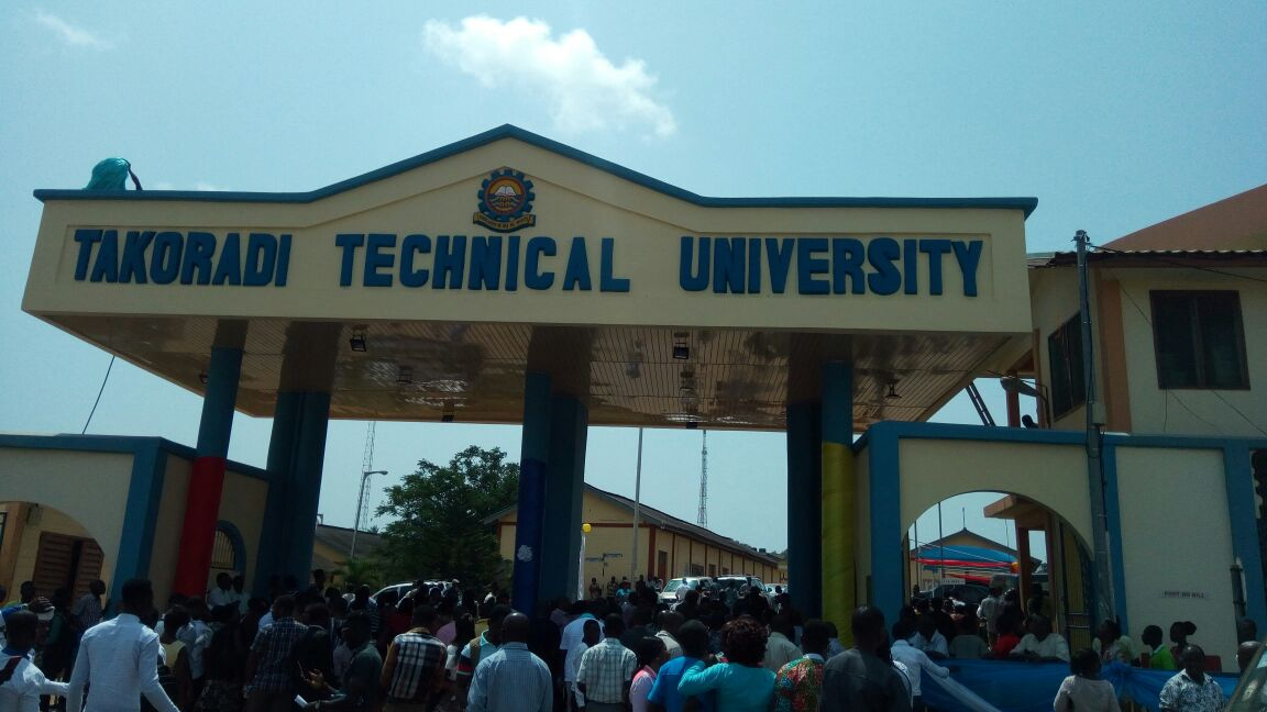 Takoradi Technical University suspends 17 students for cheating in exams