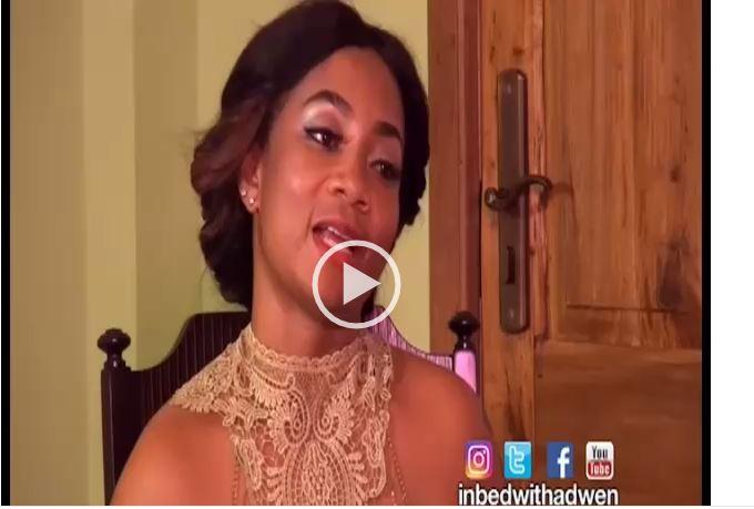VIDEO: Actress Vicky Zugah Reveals She Enjoys Anal Sex