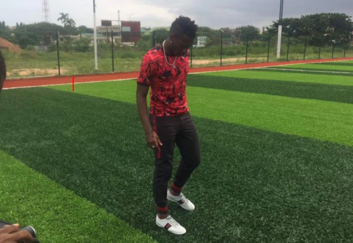 REMARKABLE: Asamoah Gyan Pumps Gh¢ 2.1million into Charity