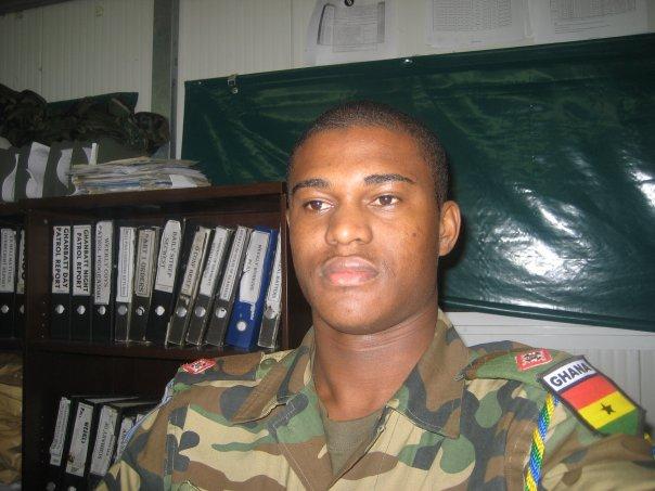 Biography of Major Maxwell Adam Mahama