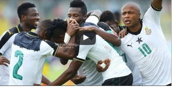 VIDEO: Watch Goals As Black Stars Whipped Ethiopia 5-0