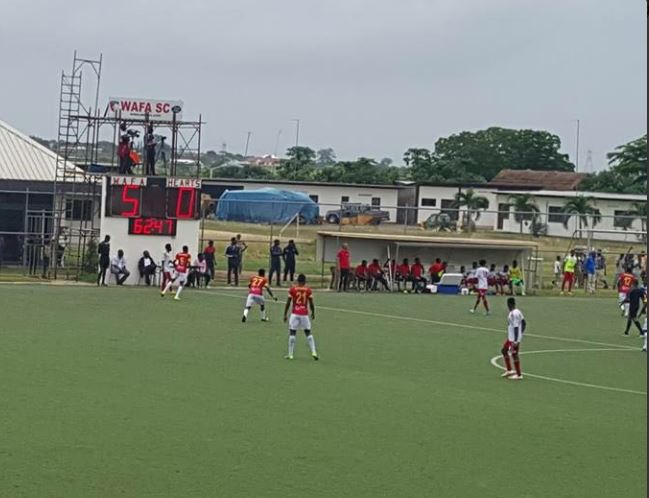 GPL Week 17 Review: WAFA hand Hearts worst ever league defeat as Saddick Adams rescues Kotoko- All results, scorers and league table