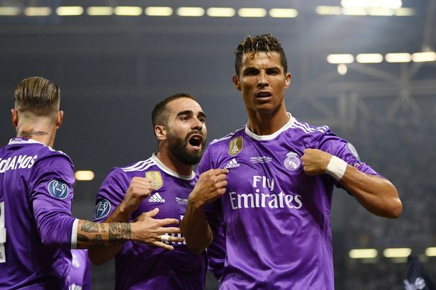 Cristiano Ronaldo crowned king of the Champions League as Real Madrid whip Juventus