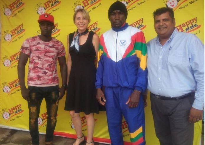 I'll stop Kautondokwa in round eight- Obodai Sai vows