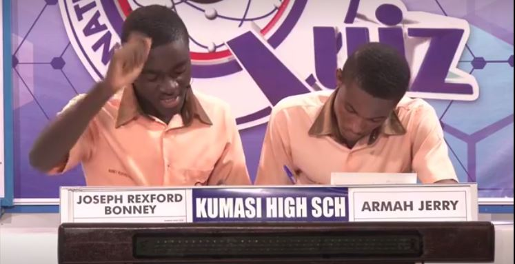 #NSMQ2017: Wesley Girls' Come Last in Contest As Kumasi High Ride High