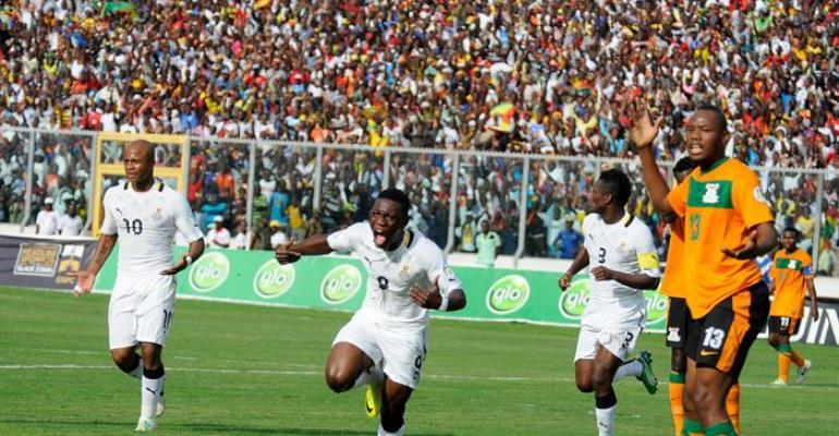Avram Grant disrespected me - Ghana striker Majeed Waris