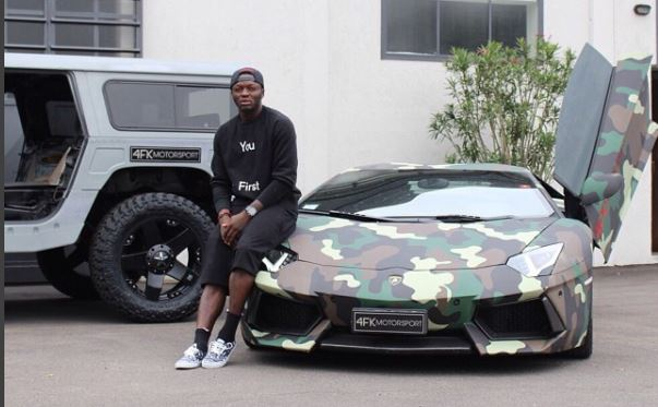 Sulley Muntari Lists All His Cars